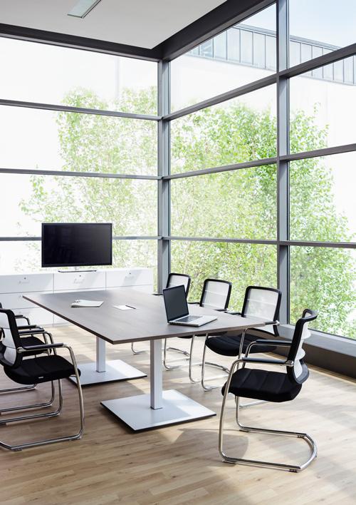 Büroeinrichtung Burkhardt Reiss 4