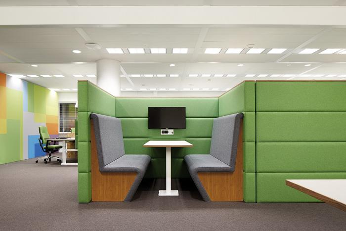 Büroeinrichtung Burkhardt RG 7