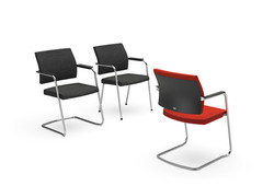 Büroeinrichtung Burkhardt Stühle 01