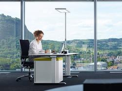 Büroeinrichtung Burkhardt Luctra