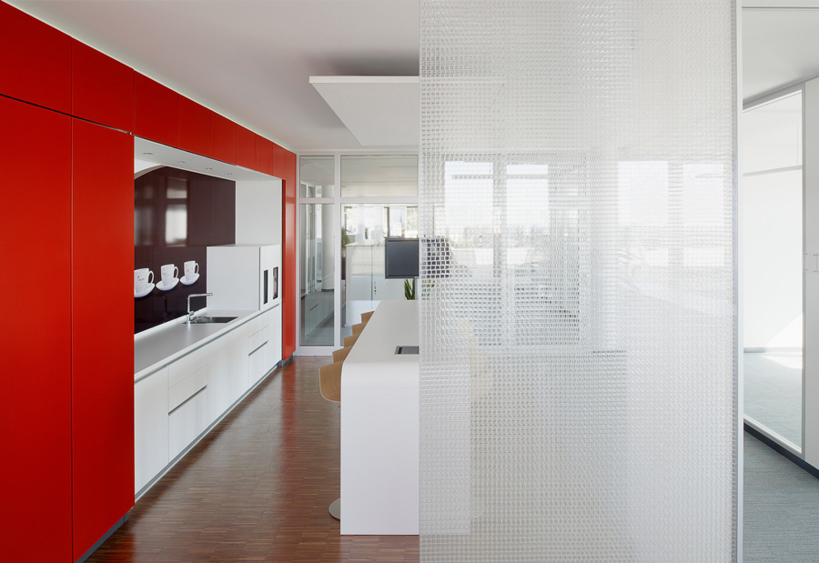 Büroeinrichtung Burkhardt Screen