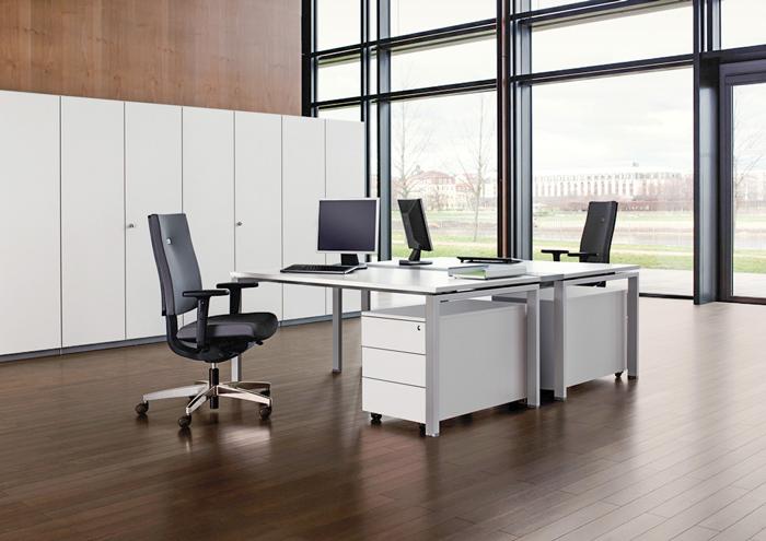 Büroeinrichtung Burkhardt Reiss 3