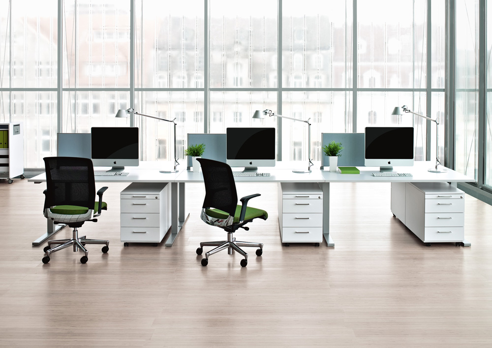 Büroeinrichtung Burkhardt Reiss 2