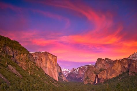 Fiery Ribbon Over Yosemite Valley.jpg