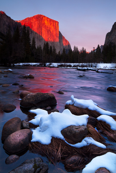 Fire and Ice - El Capitan, Yosemite National Park.jpg