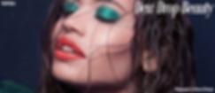 Beauty editorial featuring photographer Debora Di Donato