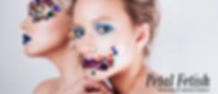 Beauty editorial featuring photographer Vrinda Jelinek