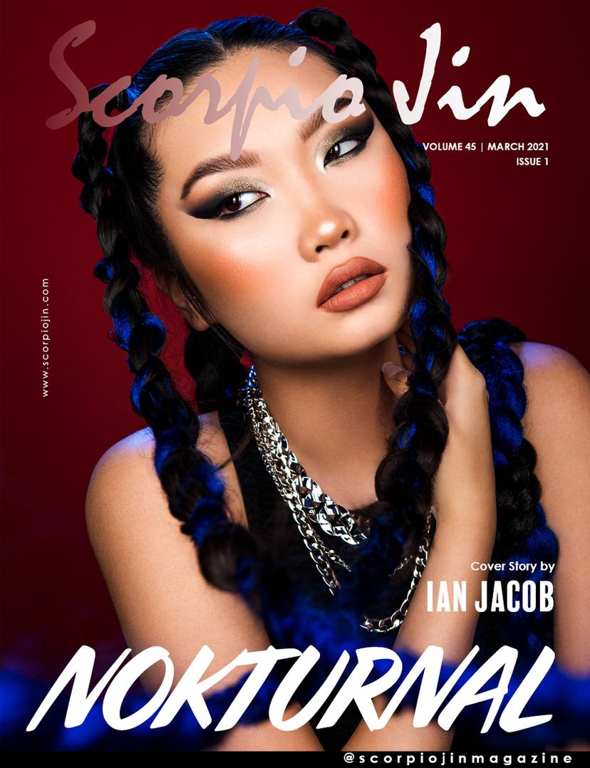 Scorpio Jin Magazine Volume 45_Issue_1_N