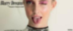 Beauty editorial featuring photographer Marigianna Xatzidaki