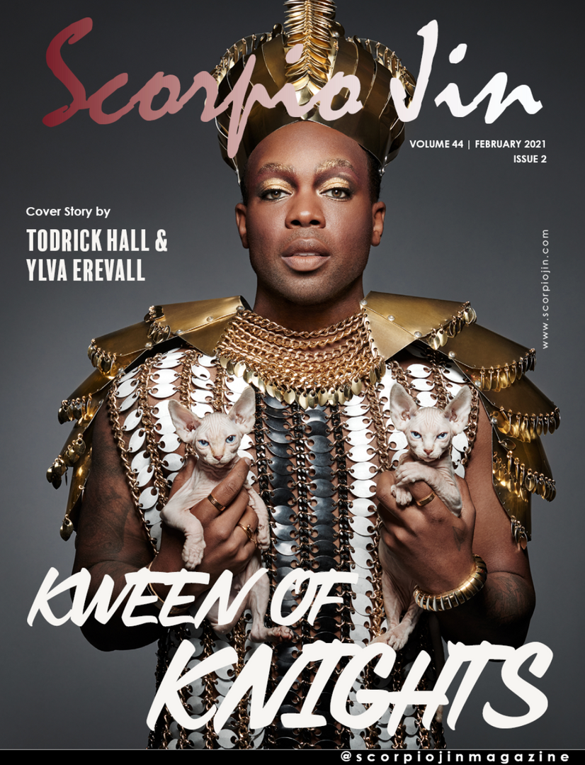 Scorpio Jin Magazine Volume 44 Issue 2