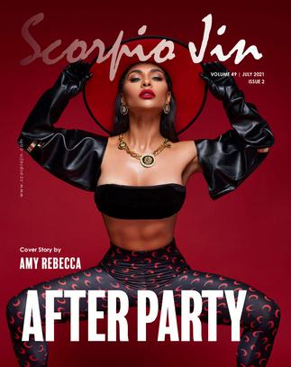 Scorpio Jin Magazine Volume 49_Issue_2