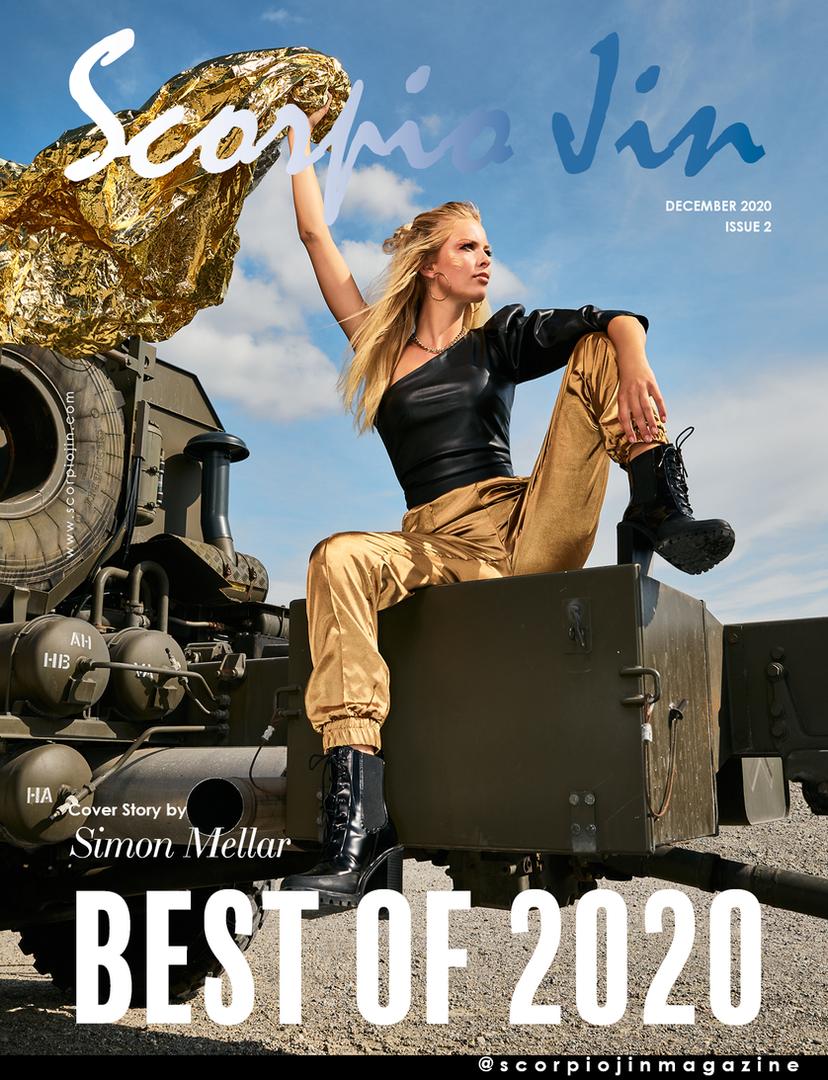 Scorpio Jin Magazine Best of 2020_Issue