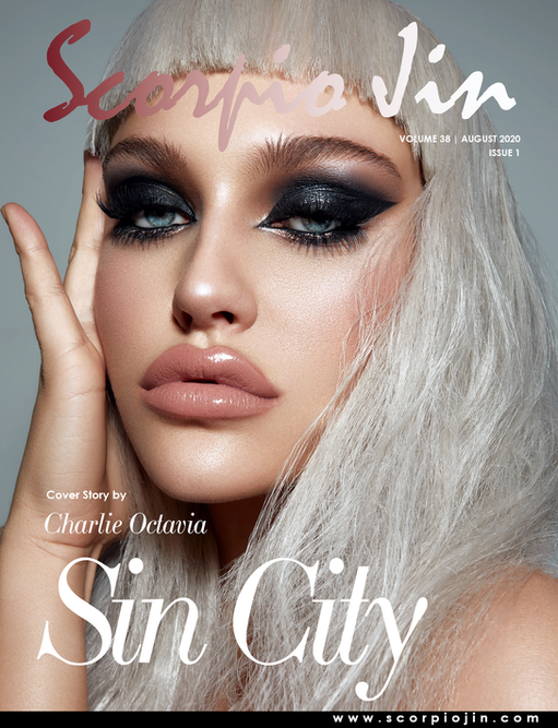 Scorpio Jin Magazine Volume 38_Issue_1_S