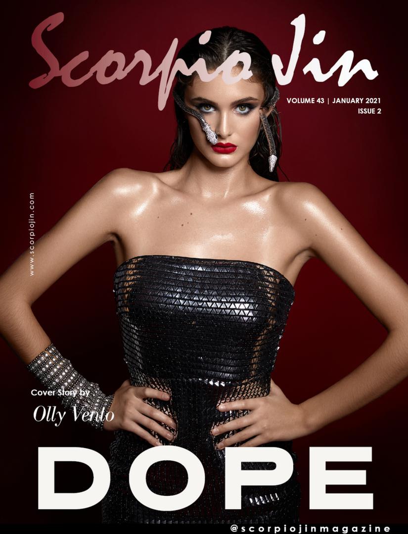Scorpio Jin Magazine Volume 43 Issue 2