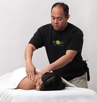 KTP Healing - Massage