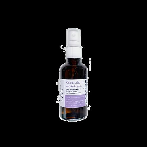 Álcool em Spray | Higienizador de Mãos