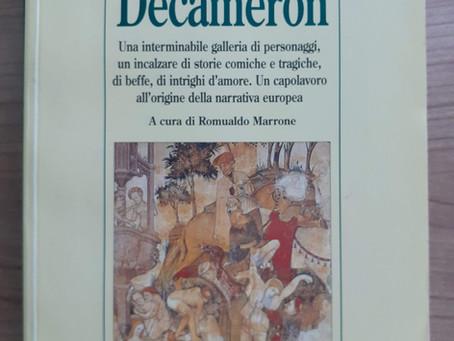 Boccaccio e il Decameron: attuale più che mai