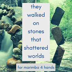 they walked on stones.png