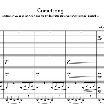 comet song pic