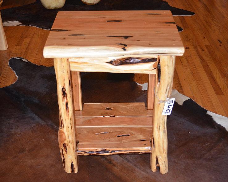 Cedar Cabin Nightstand
