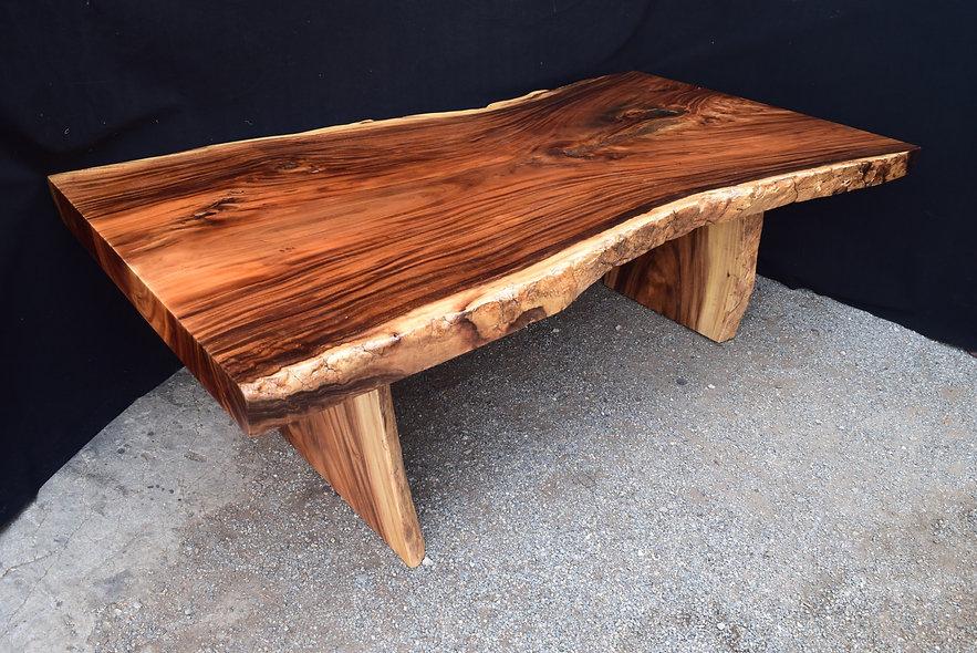 6' Acacia Dining Table