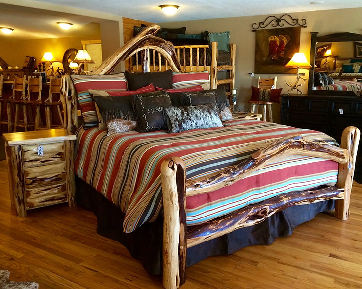 King Ranch House Bed