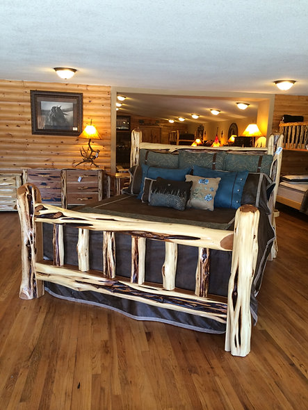 King Cabin Bed