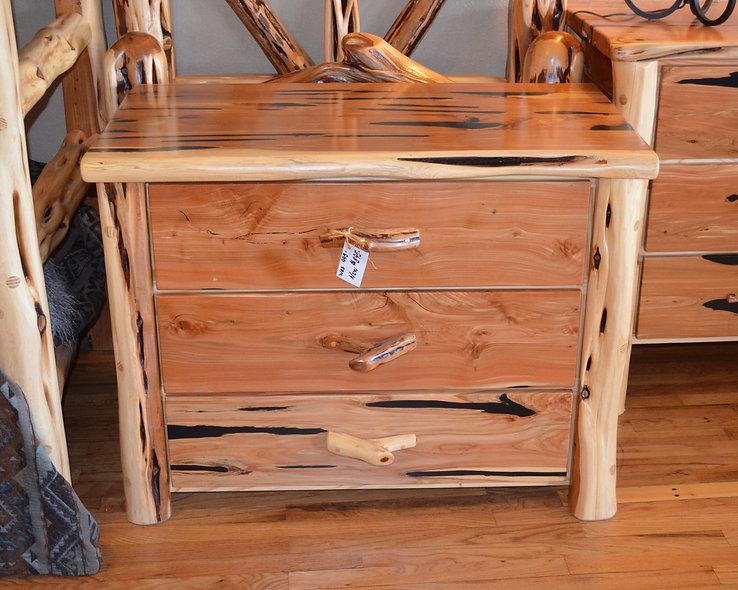Cedar Wide 3 Drawer Dresser