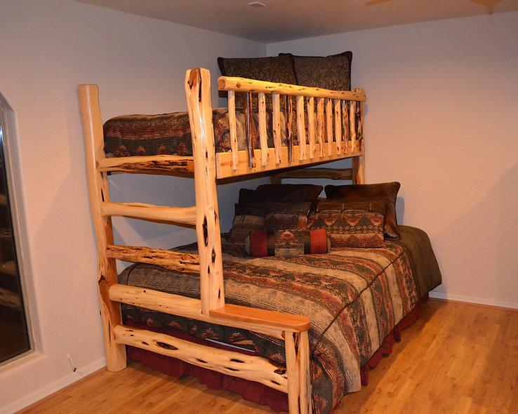 XL Twin / Queen Bunk Bed