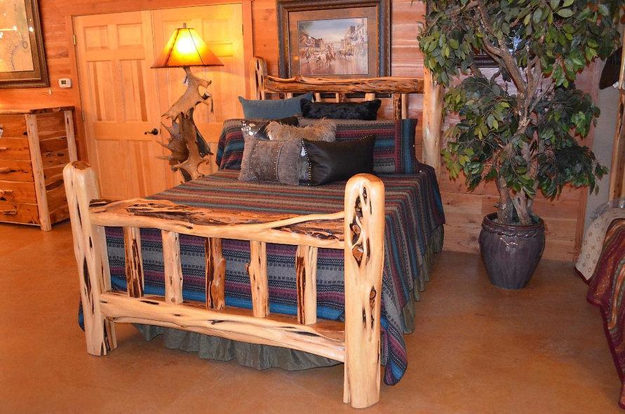 Queen Cabin Bed