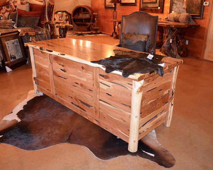 Cedar Executive Desk