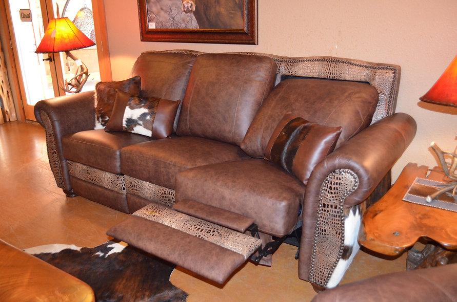 Automatic Incline Sofa