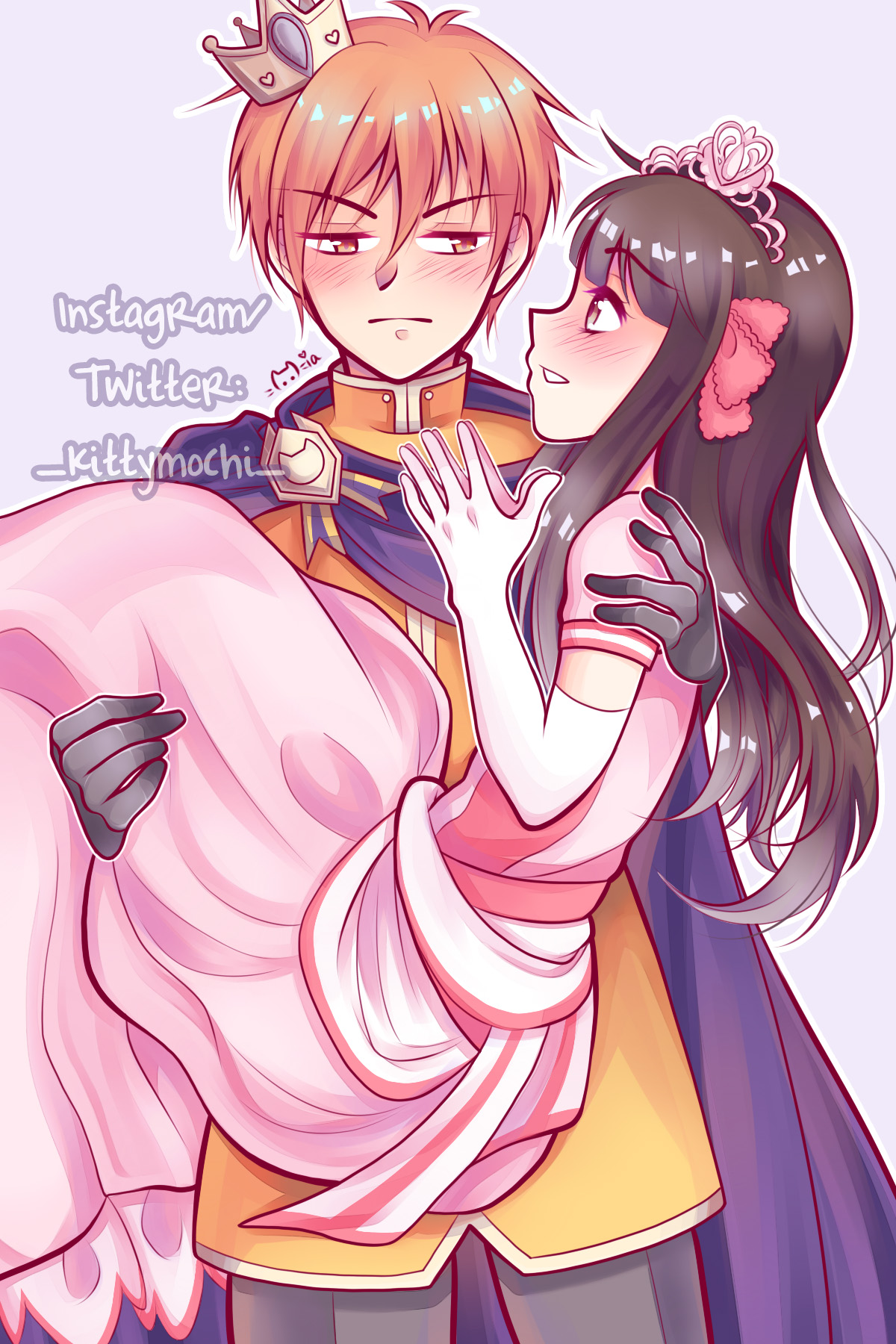 Prince Kyo x Princess Tohru