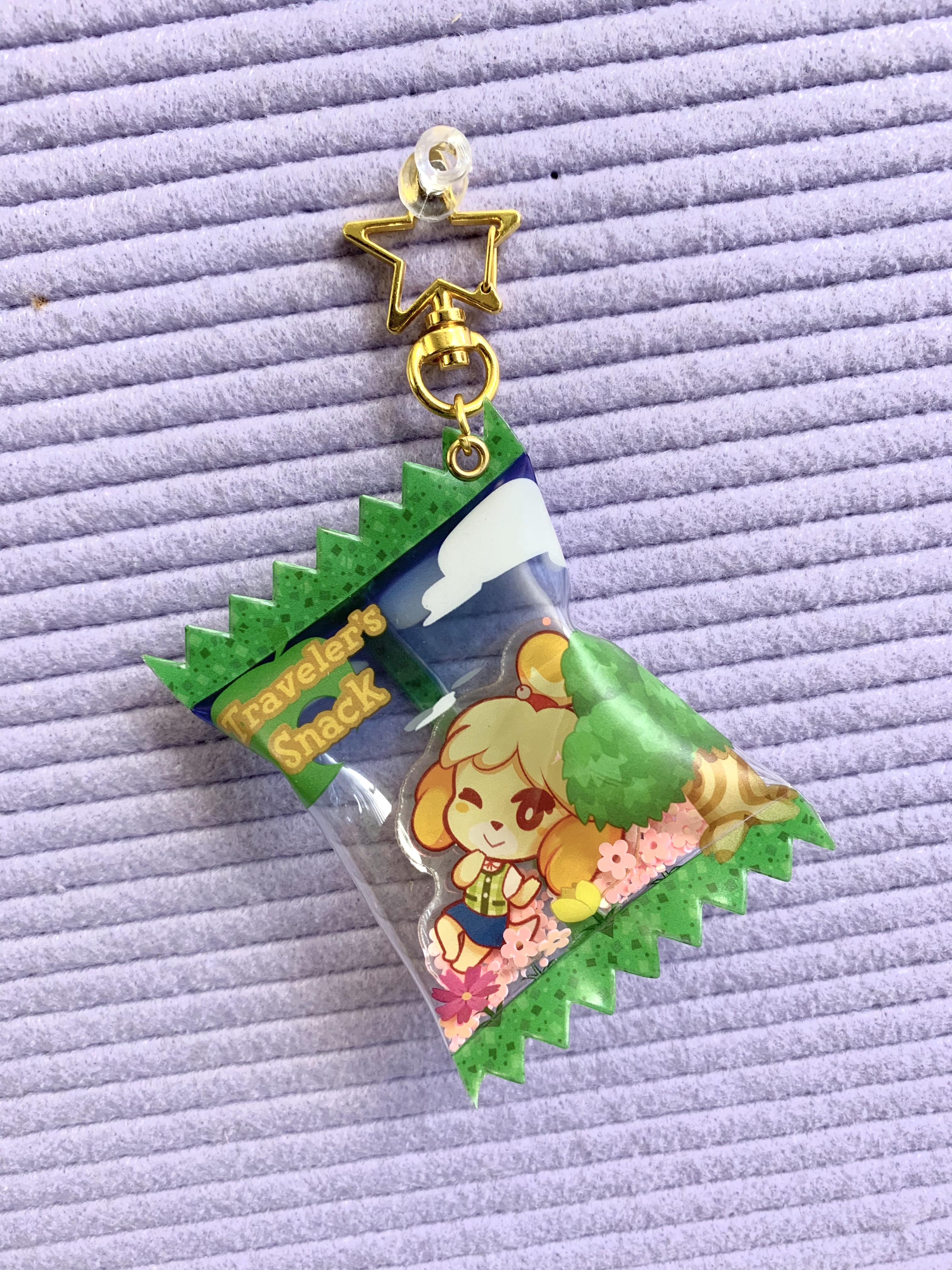 Isabelle Candy Bag Charm