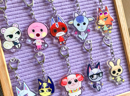 ACNH Charms are Here!