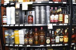 Roserne's Rt 23, Liquor Butler