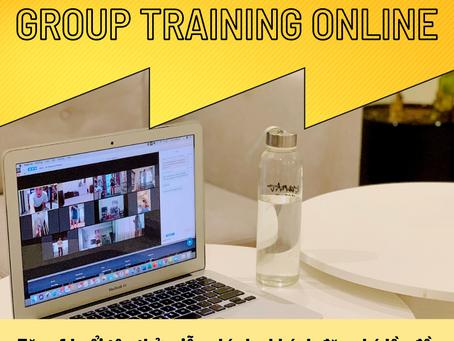 Lớp nhóm tập gym online mùa dịch - GymHaus