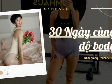 30 Ngày cùng độ body - GymHaus Boutique Fitness