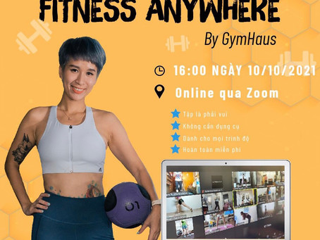 Fitness anywhere - by GymHaus