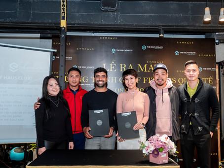 Loạt Influencer làng Golf Hà Nội đến dự lễ ra mắt chương trình Golf Fitness