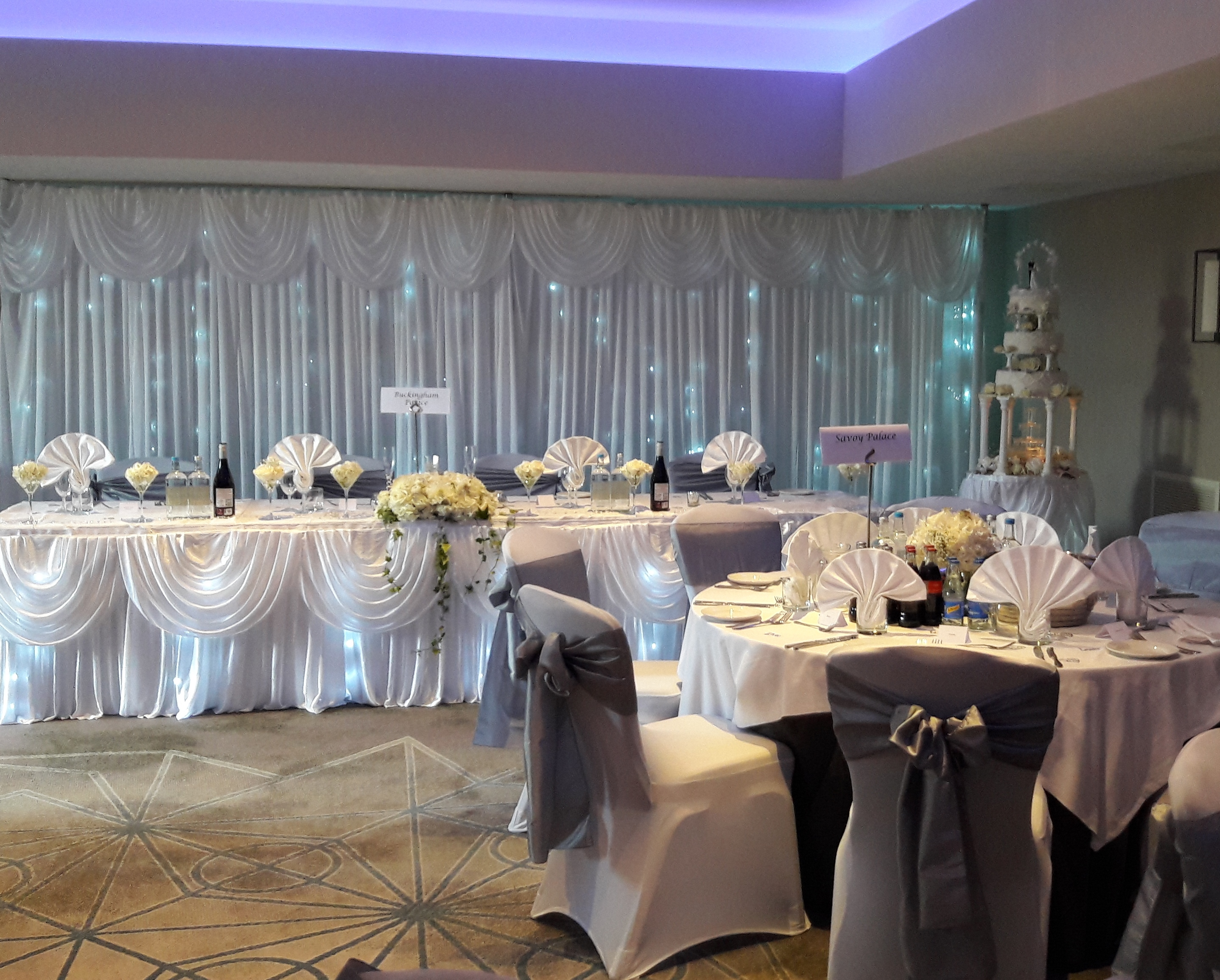 Hilton Docklands wedding