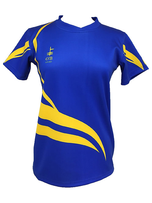 O'B Sport Lady's Fit Rugby Jersey