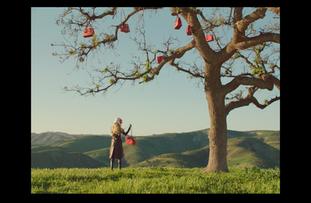 The Postman Dream - Prada Series by Autumn de Wilde