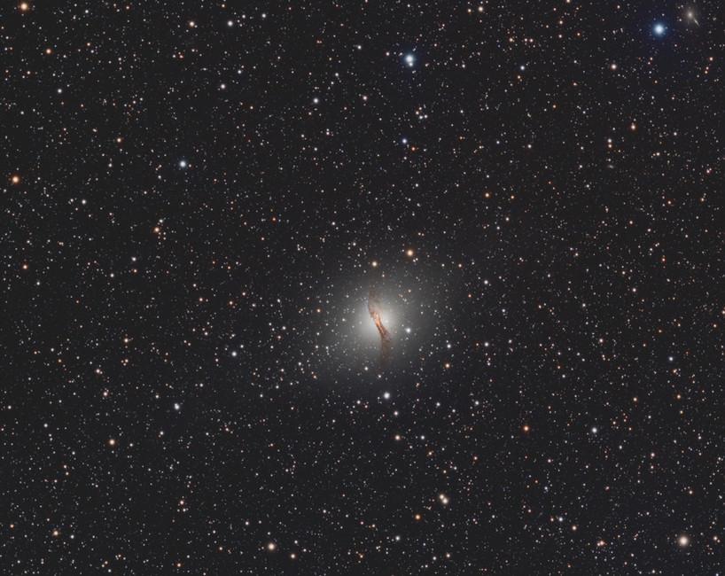 NGC 5128 - Centaurus A