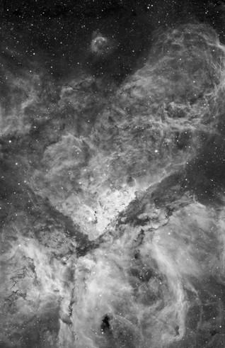 NGC 3372 - Nébuleuse de la Carène