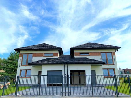 Dom w stanie deweloperskim na sprzedaż | Głosków k. Piaseczna