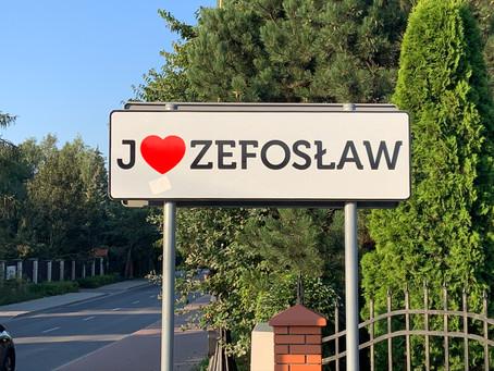 Józefosław - Warszawska oaza spokoju - krótka historia
