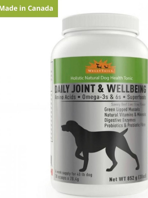Welly Tails -  Joint/Wellbeing
