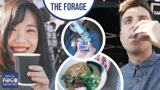 The Forage 2019
