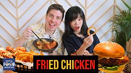 Extra Crispy Finger-Licking Fricken Fried Chicken